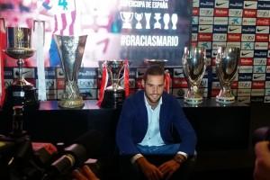 """""""Me siento orgulloso de haber pertenecido al Atlético de Madrid"""""""