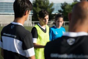 GM organiza el primer curso de comunicación para entrenadores de fútbol