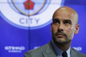 Pep Guardiola, nuevo técnico del Manchester City