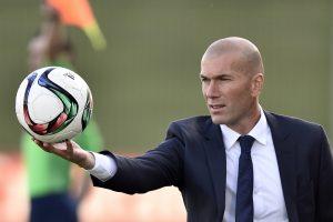Zidane, el entrenador de la 'Undécima' del Real Madrid