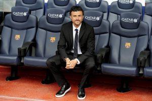 Luis Enrique, un entrenador diferente en el Barcelona