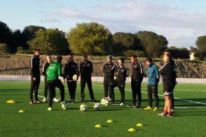 Marzo, un mes repleto de sorpresas en GM Football Academy