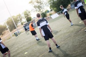 Clases en GM Football Academy