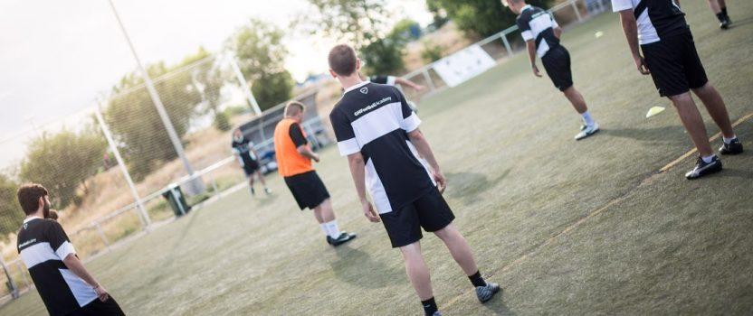 Primavera de cursos de fútbol en GM Football Academy