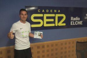 Estaremos en el torneo en Radio Elche Cadena SER