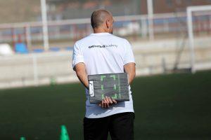 Arranca la sede de Valencia en GM Football Academy