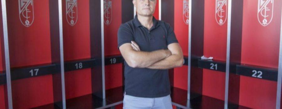 Nuestro profe Pedro Morilla entrenará al Granada hasta final de temporada