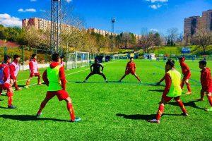 Diego Muriarte se incorpora a la Academia del Guangzhou-Evergrande