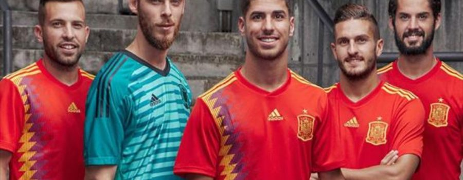 Si eres alumno de GM Football Academy puedes ganar una camiseta de España