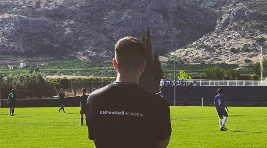 Desde GM Football Academy ya preparamos la nueva temporada
