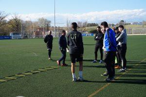 Entrenadores del Sevilla y del Betis en nuestra sede