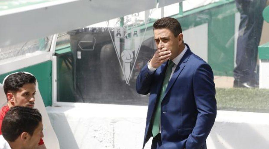 Isma Martínez regresa al Córdoba