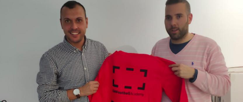 GM Football Academy patrocinará al Dbase Leganés