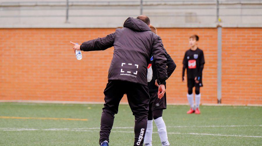 Más de 50 personas se van a bonificar el curso de entrenador de fútbol