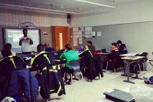 Arrancó el curso de Scouting y Análisis en Elche