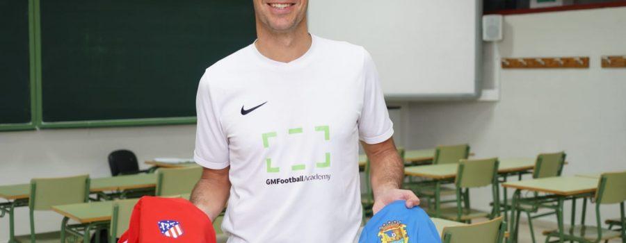 Manolo Rubio fue protagonista en Mundo Deportivo