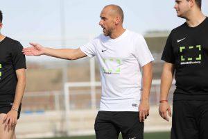 David Cabello cerrará el curso de dirección deportiva