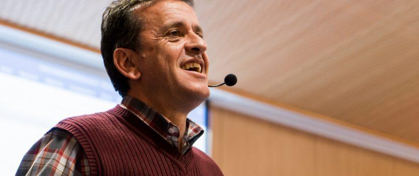 Quique Estebaranz abrirá el curso de dirección deportiva