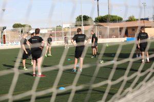 Últimas plazas para ser entrenador de fútbol