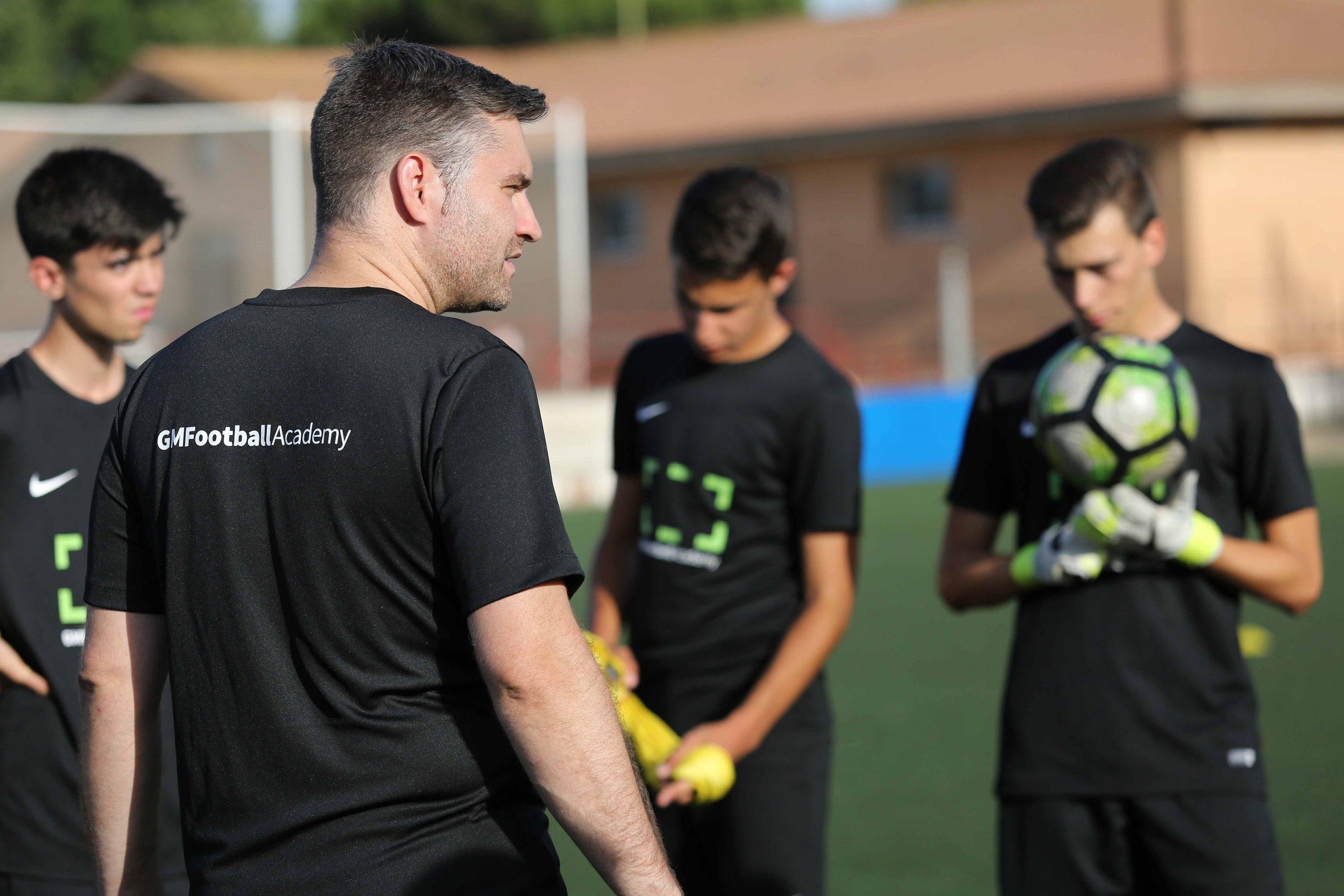 GM Football Academy abrirá sus puertas en Valencia