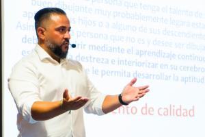 Josele González abrirá el curso de Director Deportivo
