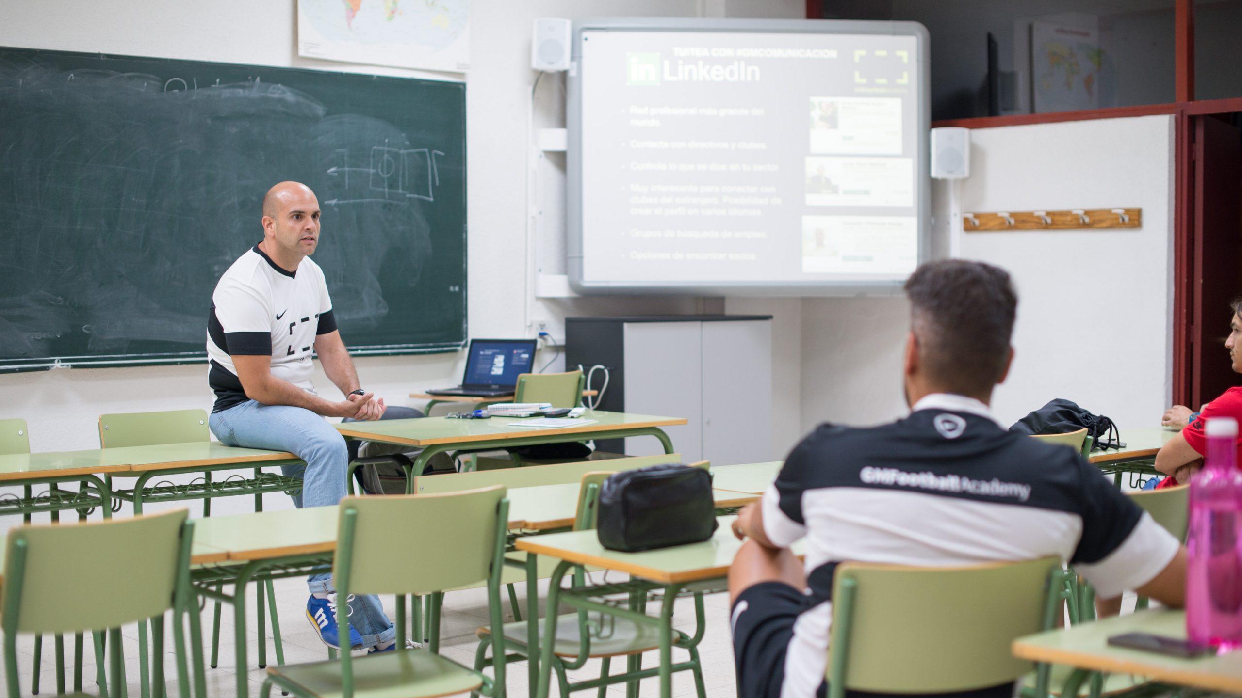 GM Football Academy hace pleno en la prueba de la ESO y el Bachillerato