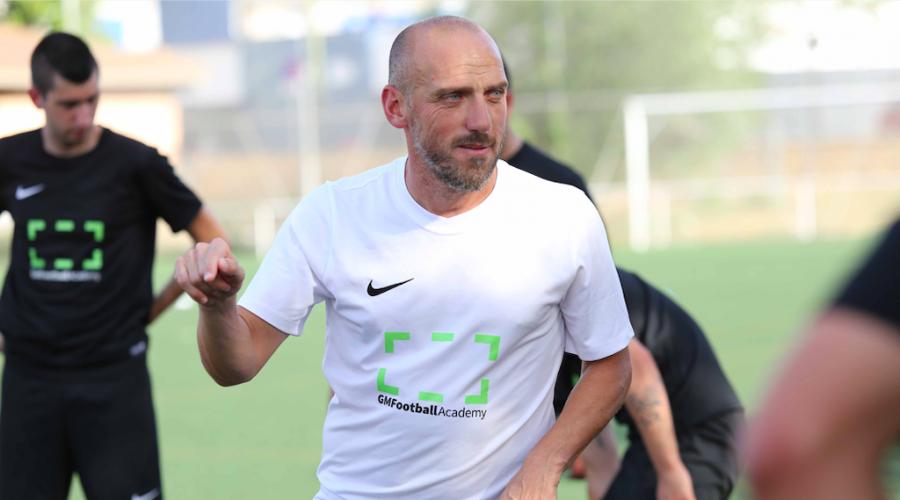 «Si quieres ser entrenador la formación debe ser continua»