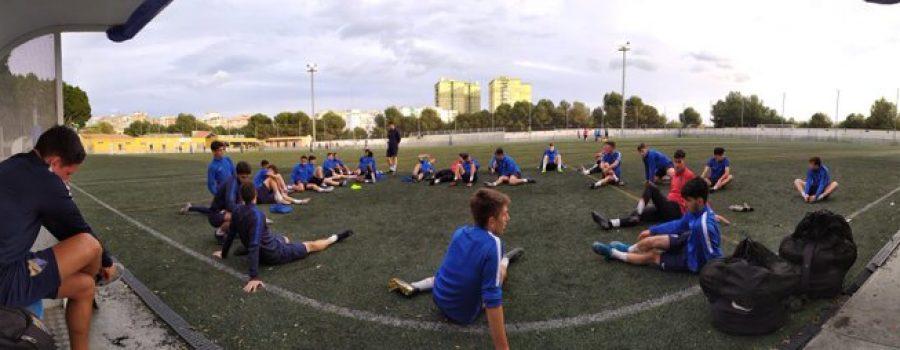 """""""GM es la mejor opción para aprovechar su pasión por el fútbol, en nuestras clases se disfruta cada minuto"""""""