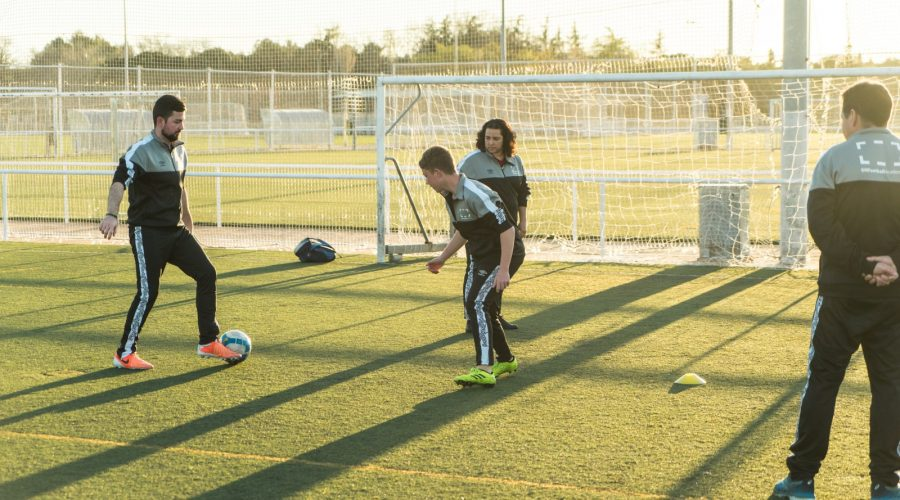 Plazo cerrado para hacer el nivel I de Técnico Deportivo en Fútbol